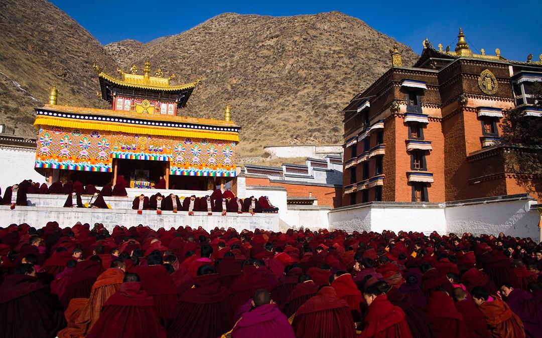Xiahe Labrang Tibetan Buddhist Monastery