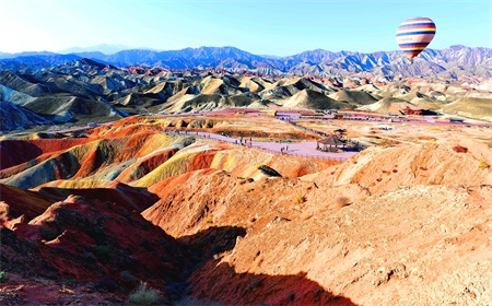 Best time to Visit Zhangye