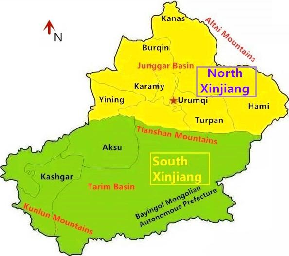 Xinjiang Geographical Map.jpg