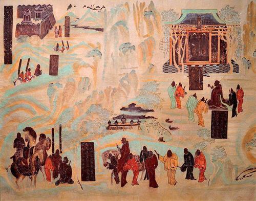 zhangqian's mission to Xiyue.jpg