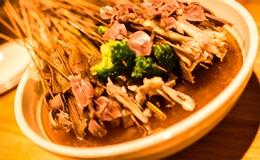 Local Cuisine in Jiayuguan