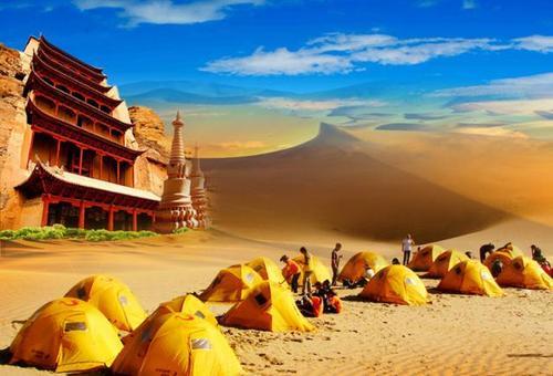 Silk Road Camping