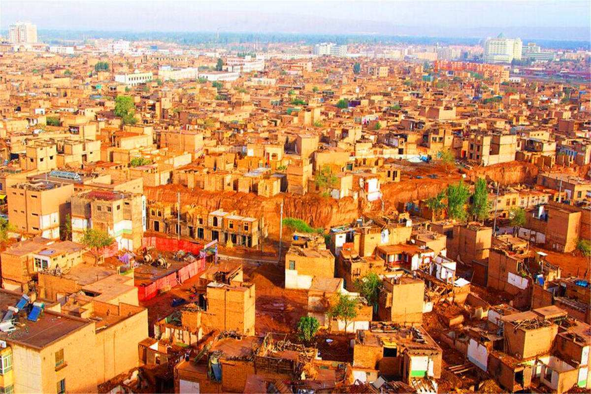 Kashgar - Famous Trading Post of the Silk Road