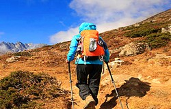 ​Trekking from Kanas Lake to Hemu village, Kanas Lake Trekking Guide