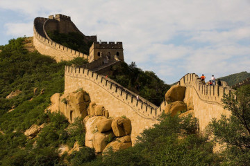 4 Days Great Wall and Forbidden City Tour
