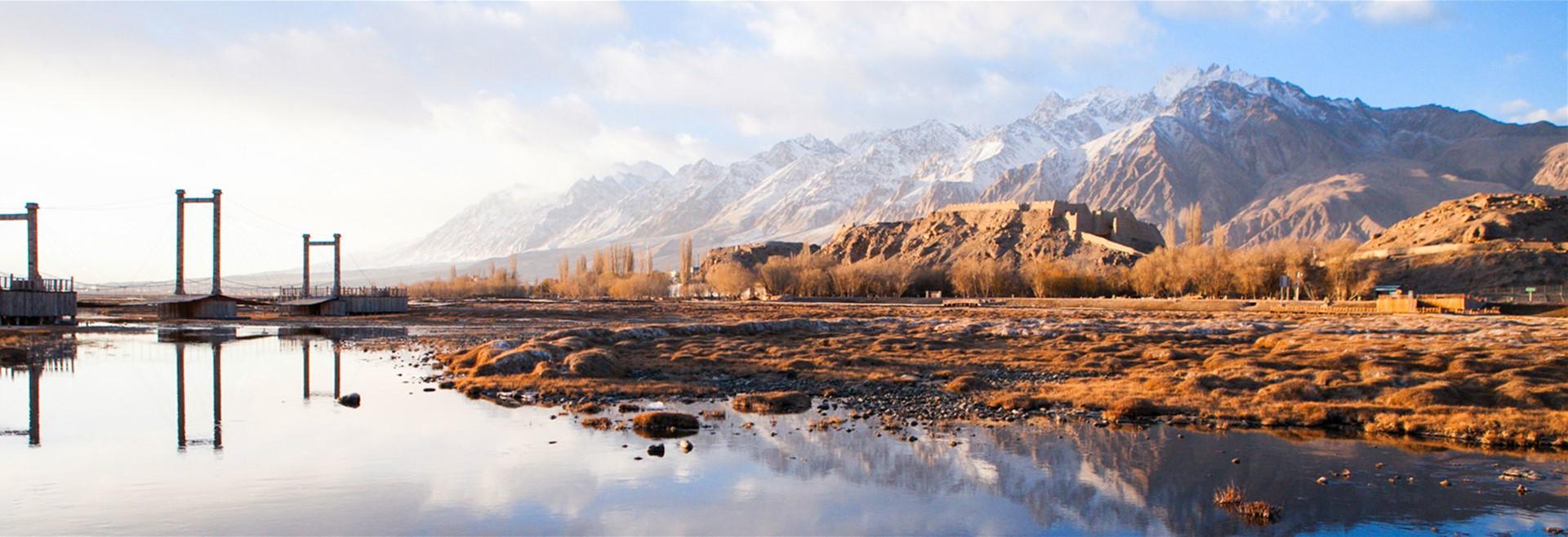 Luxury Silk Road Tours