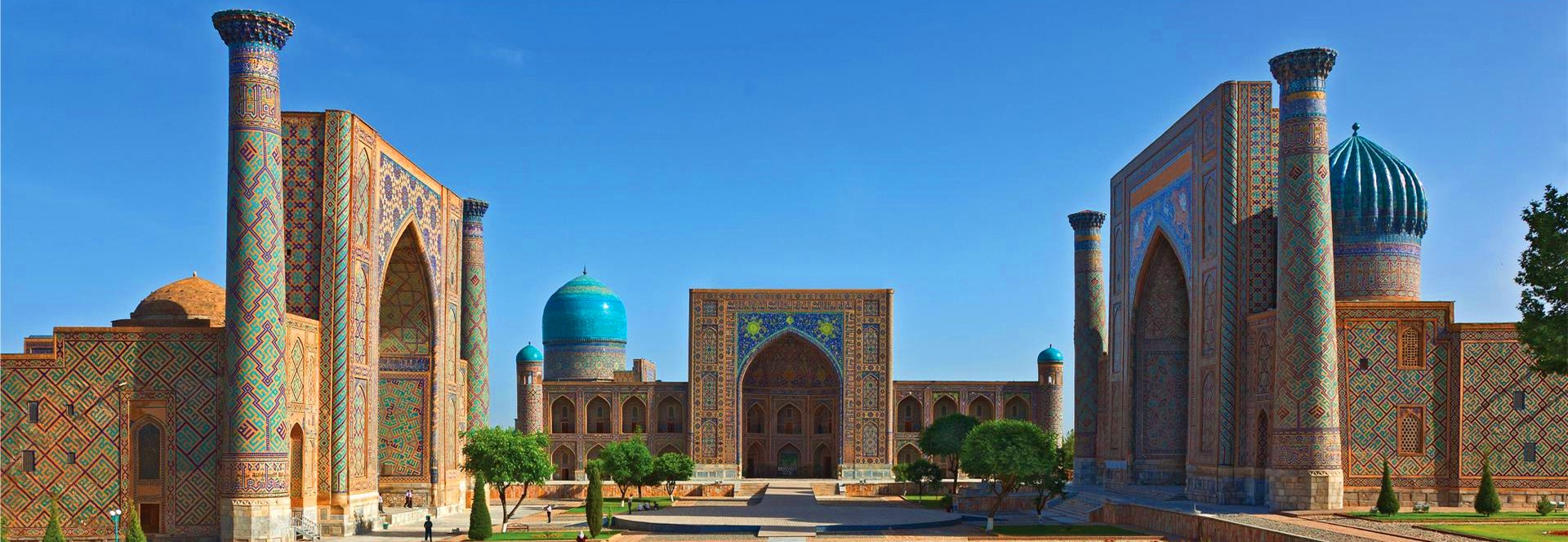 Silk Road Tours in Central Asia