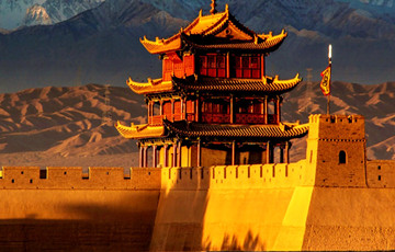 9 Days Silk Road Tour from Urumqi to Lanzhou by Bullet Train