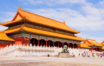 7 Days Beijing and Zhangye Tour