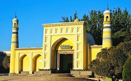 Silk Road Muslim Tour