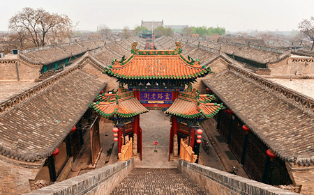 3 Days Taiyuan Pingyao Tour