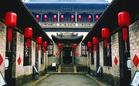 2 Days Pingyao Tour: Wang Family Compound and Ancient Town