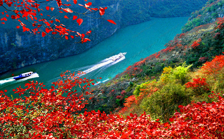 10 Days China Travel to The Great Wall and Yangze River Cruise