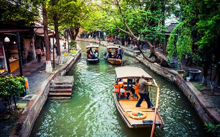 4-Days Best of Shanghai Tour with Zhujiajiao Water Town