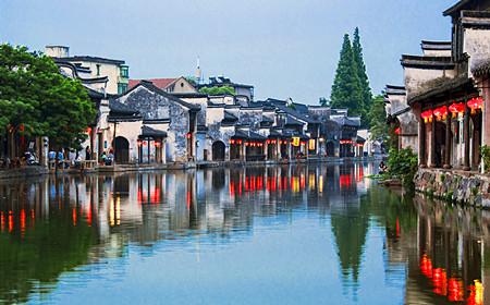 5 Days Shanghai - Suzhou and Hangzhou Private Tour
