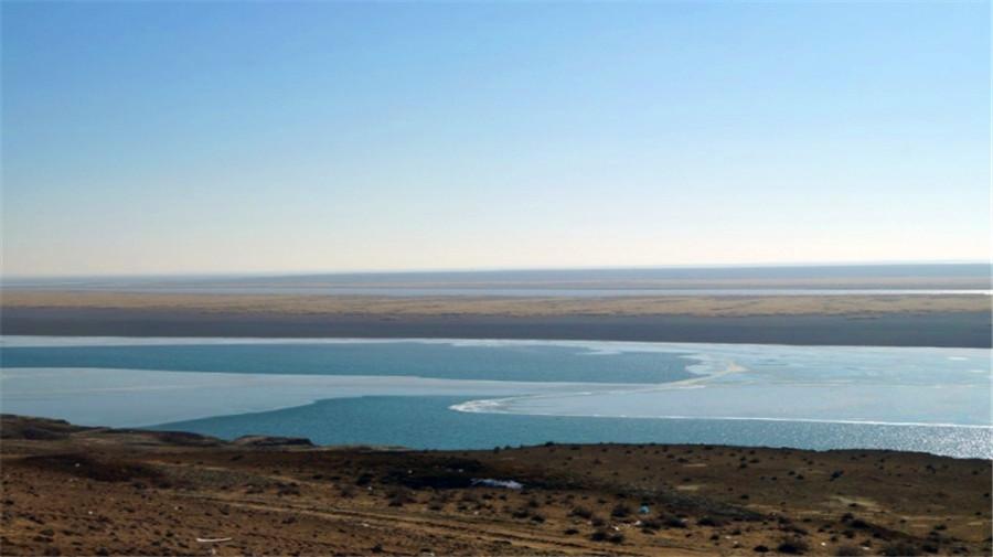 Amudarya river