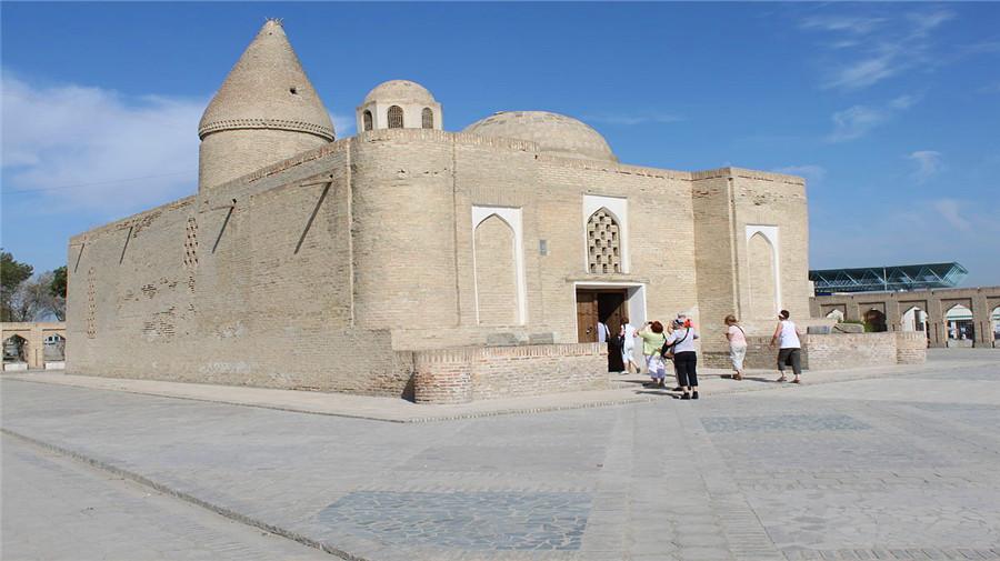 Ayub mausoleum