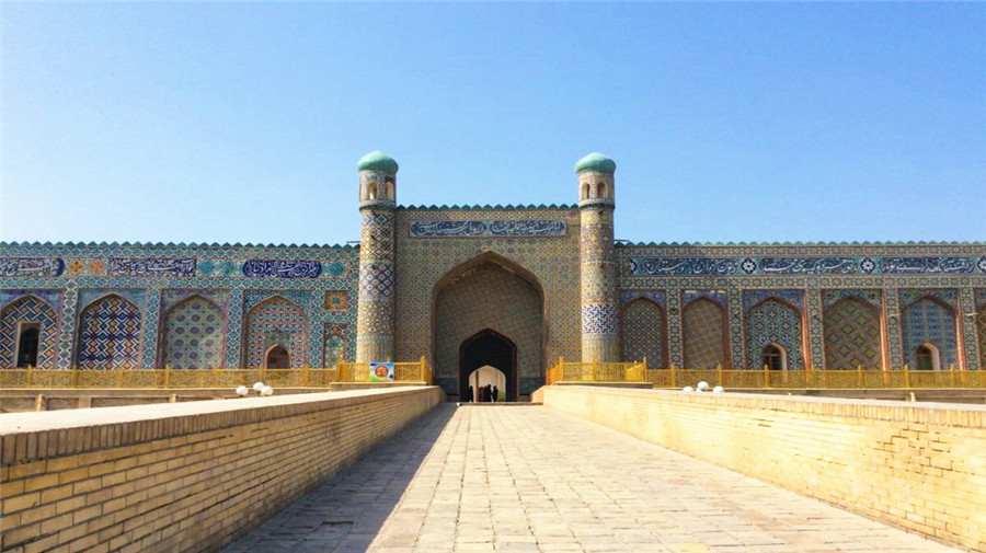 Khudayar khan palace