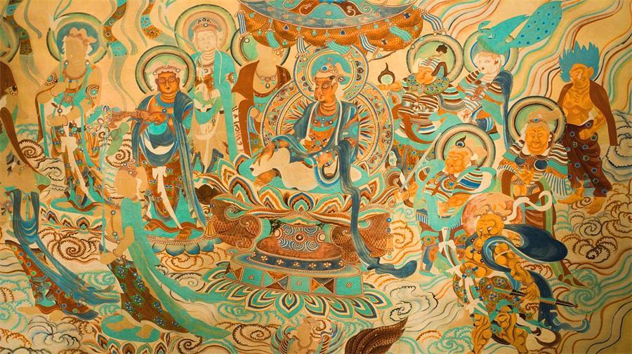 Murals of Mogao Grottoes