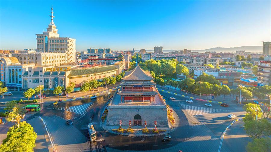 Zhangye Drum Tower.jpg