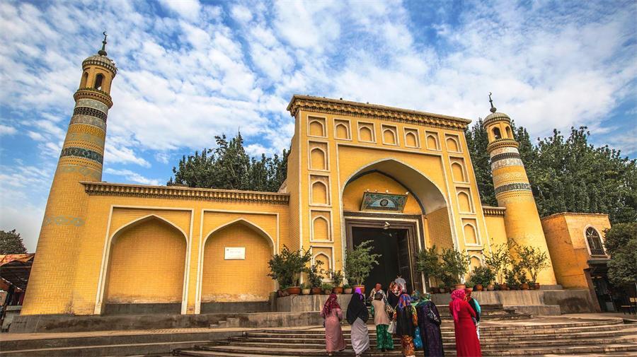 Id-kah Mosque