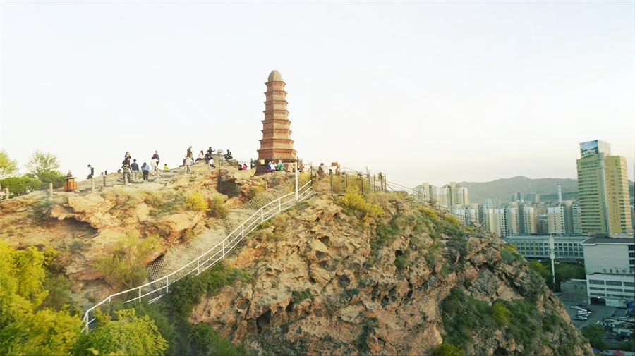 Urumqi Red Hill