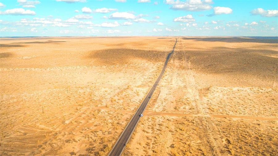 Taklimakan Desert Highway