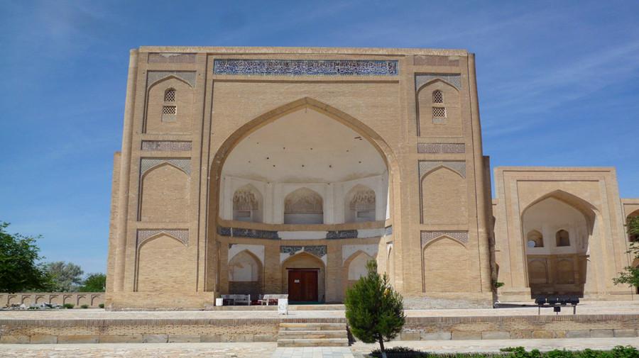 Mausoleum Of Chor-bakr.jpg