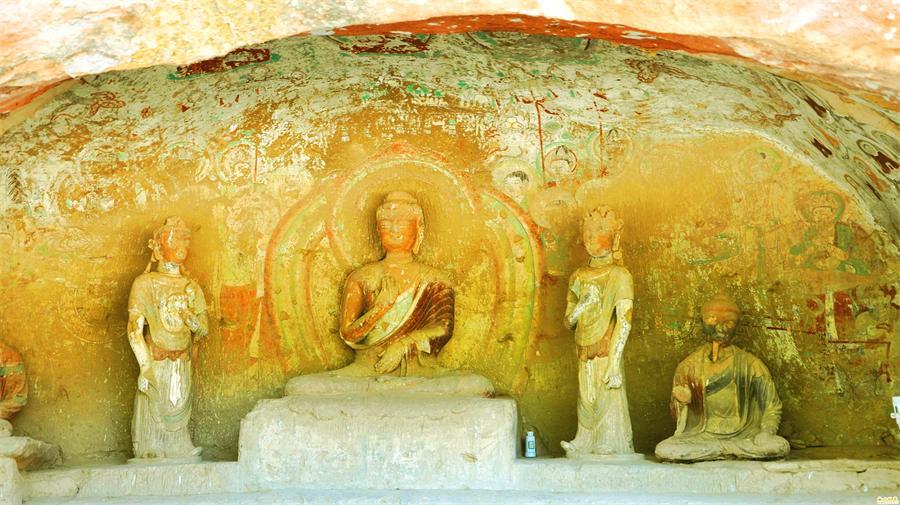 Binglingsi Temple