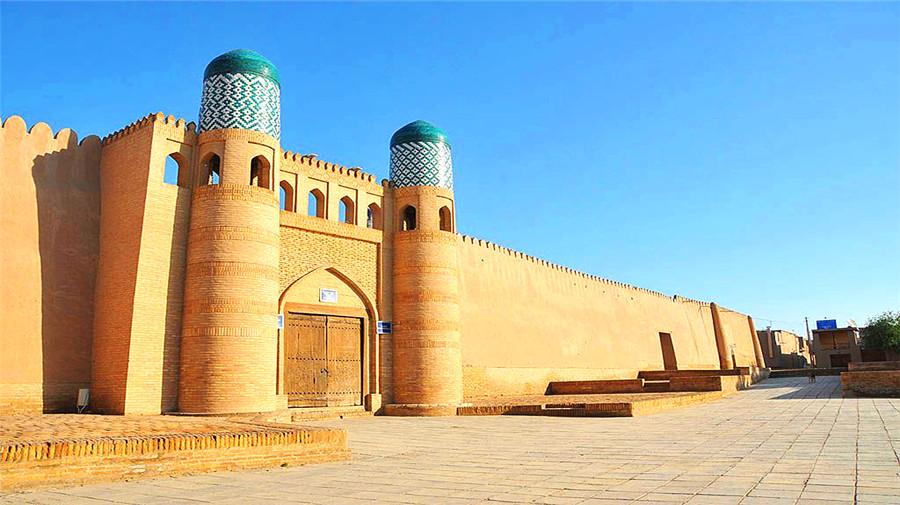 Kunya-ark Fortress.jpg