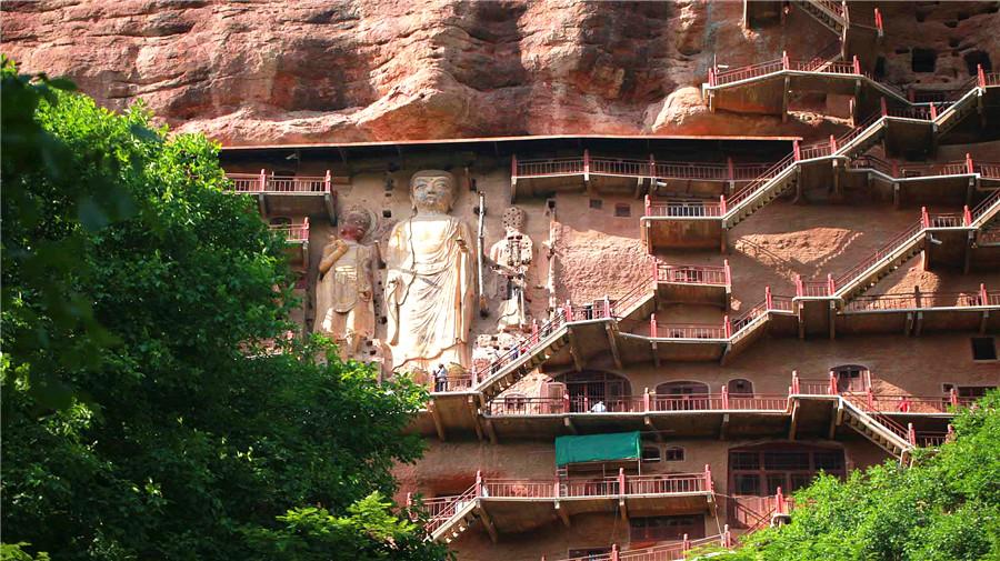 Majishan Grottoes.jpg