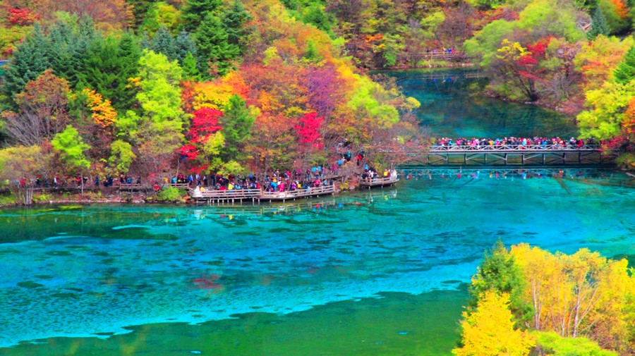 Jiuzhaigou Scenic Area.jpg