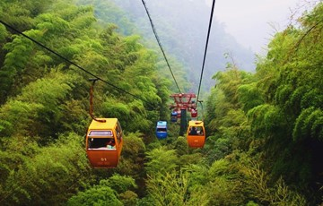 9 Days Chengdu - Chongqing Tour