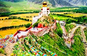 17 days Sichuan - Tibet Landscape Adventure