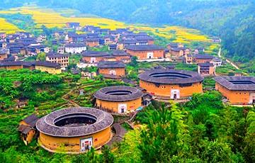 5 Days Tour Fujian Tulou Xiamen