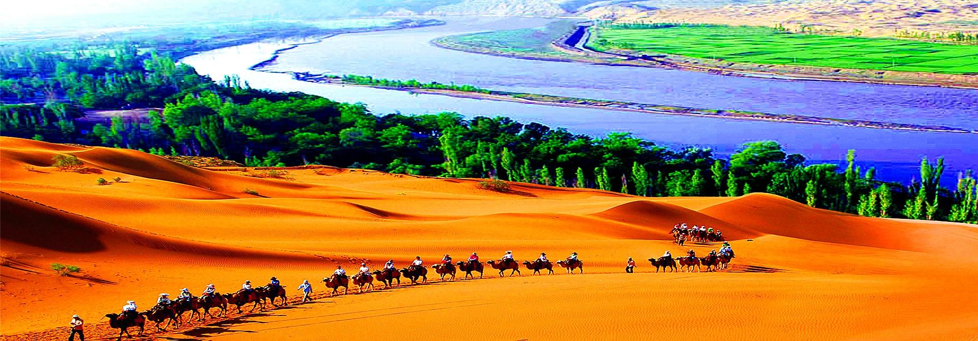Ningxia Tours
