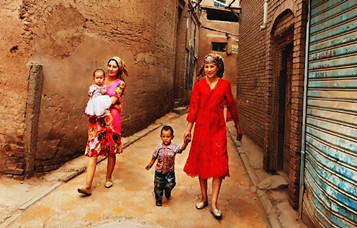 Silk Road Tour for Expats in China