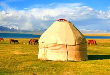Transportation from Kashgar to Naryn