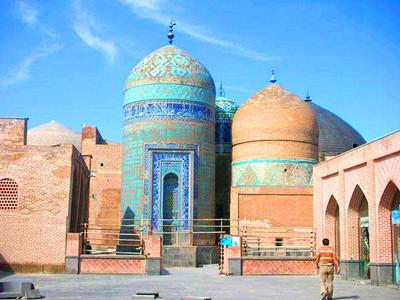 9 Days West Asia Tour to Iran