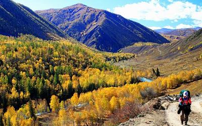 7 Days Kanas Trekking & Turpan Uighur Culture