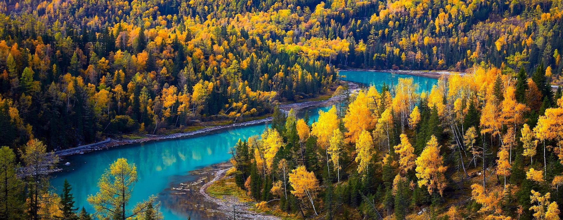 Xinjiang Trekking Route