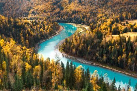 North Xinjiang: from Heavenly Lake to Kanas Lake