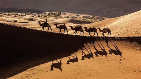 Badan Jaran Desert and Hexi Corridor