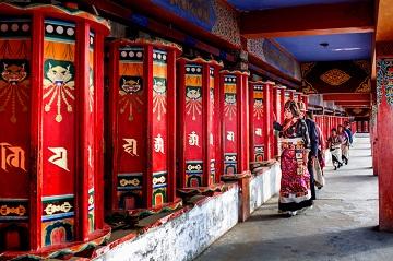 Gannan Tibetan Exploration to Xiahe, Langmusi & Zhagana