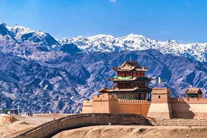 8 Days China Tour to Qinghai and Gansu
