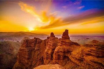 8 Days Adventure Tour to Qinghai&Gansu